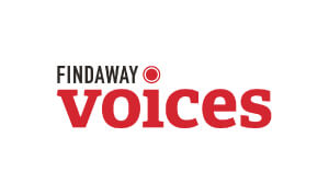 David A Conatser Voice Over Findaway Voices Logo
